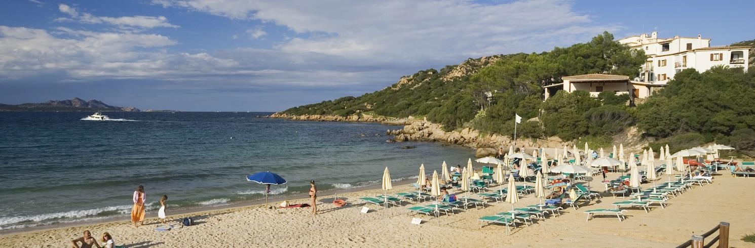 Baja Sardinia, Italy