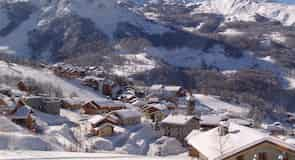 Three Valleys Ski Area