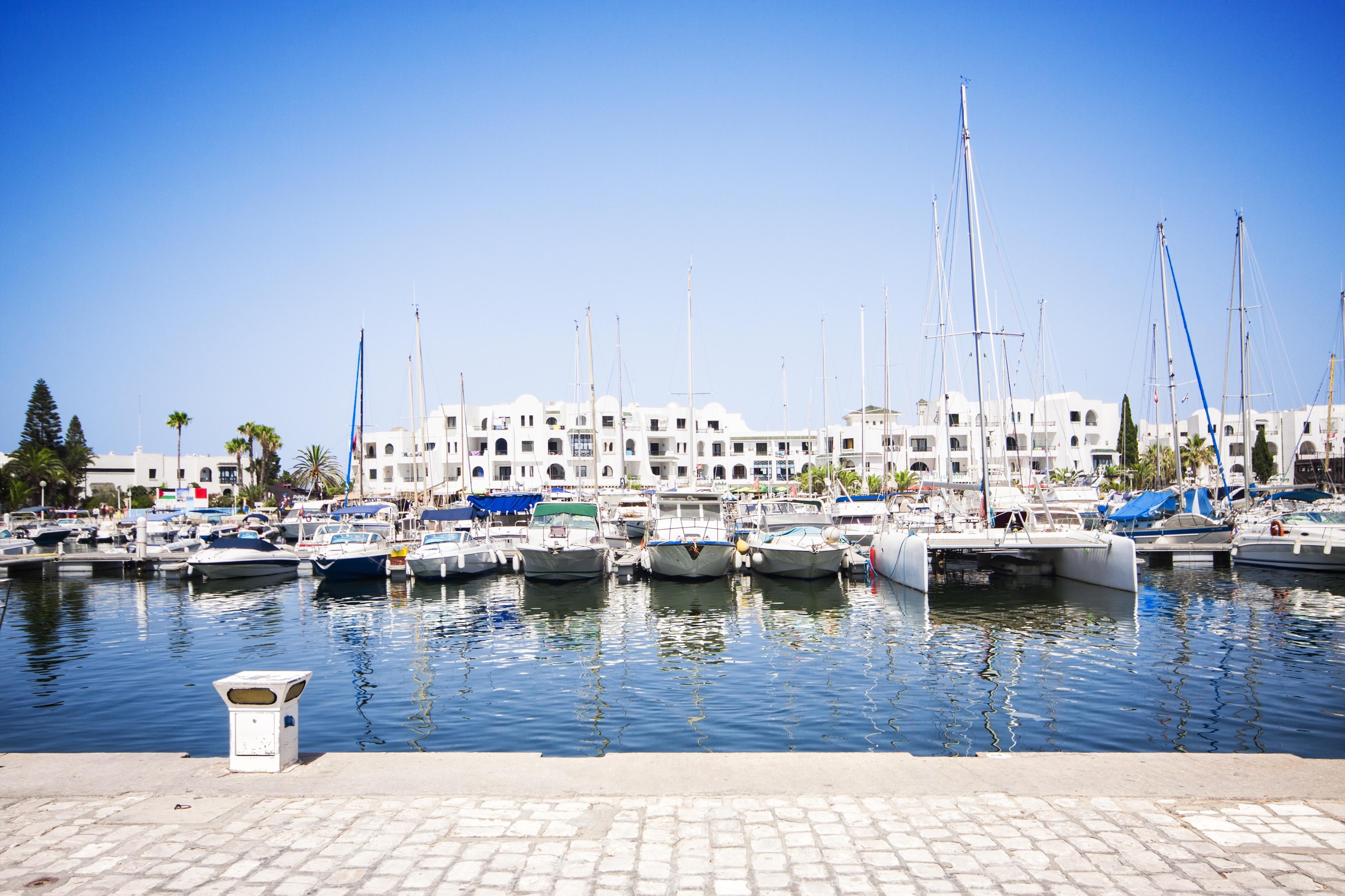Port El Kantaoui, Sousse Governorate, Tunisia
