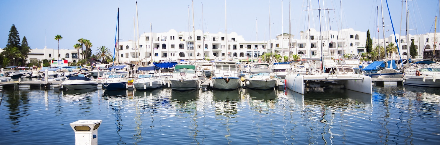 Port El Kantaoui, Tunesien