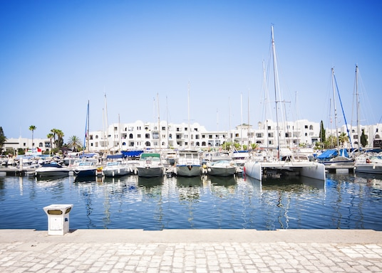 Port El Kantaoui, Túnis