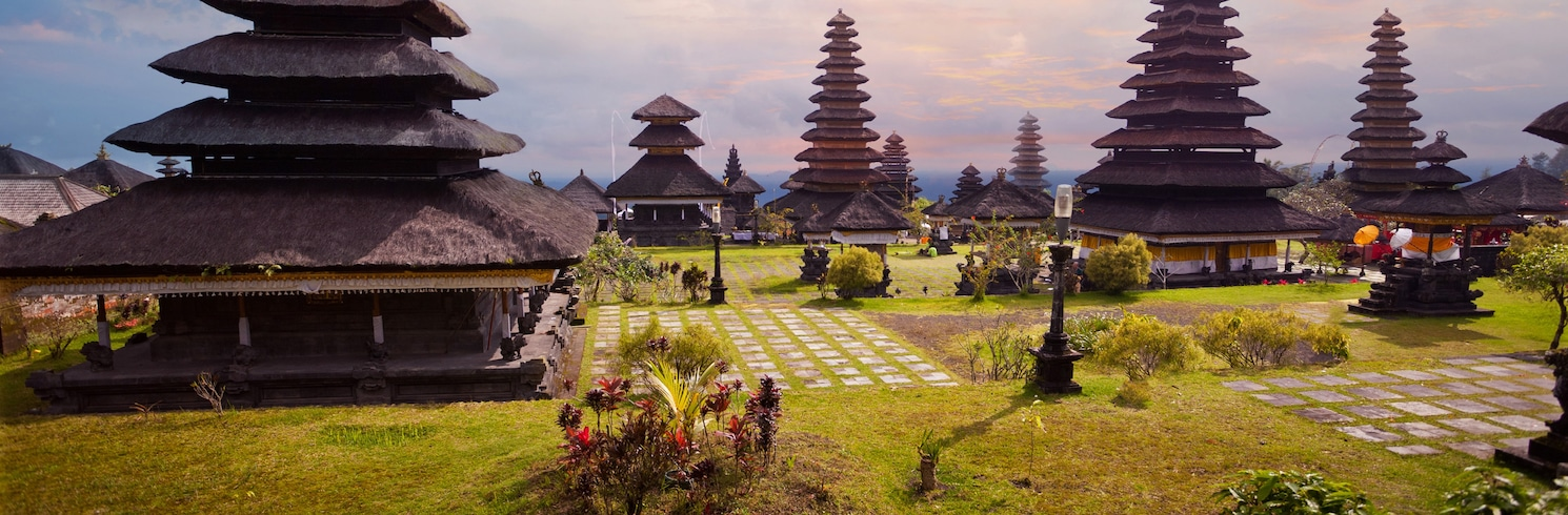 Besakih, Indonesien
