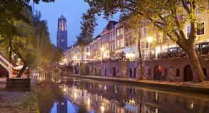Stadscentrum van Utrecht
