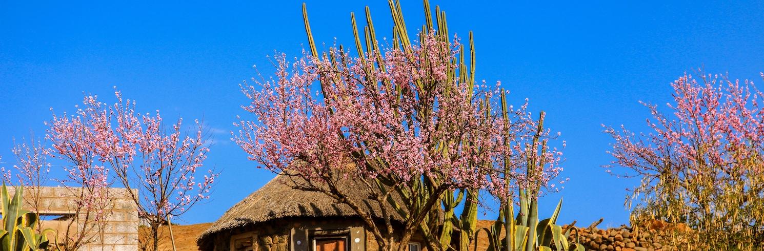 Mokhotlong, Lesotho