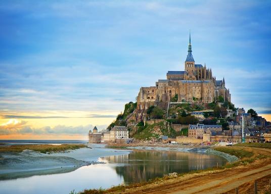 Le Mont-Saint-Michel, Frakkland