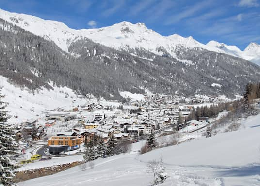 Sankt Anton am Arlberg, Austria