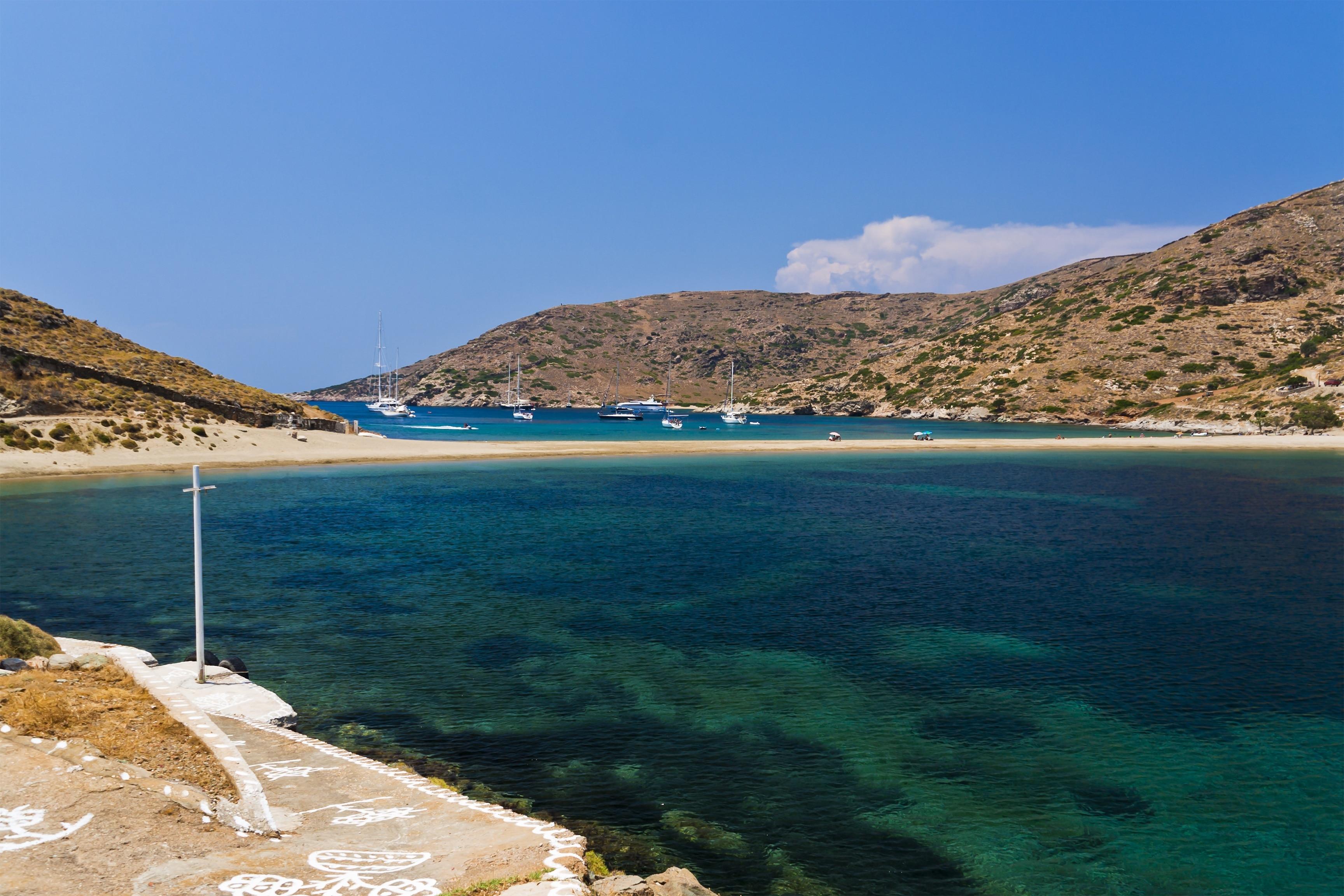 Kea-Kithnos, Südliche Ägäis, Griechenland