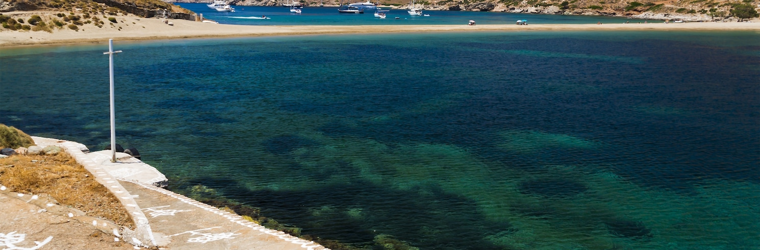 金索斯, 希臘