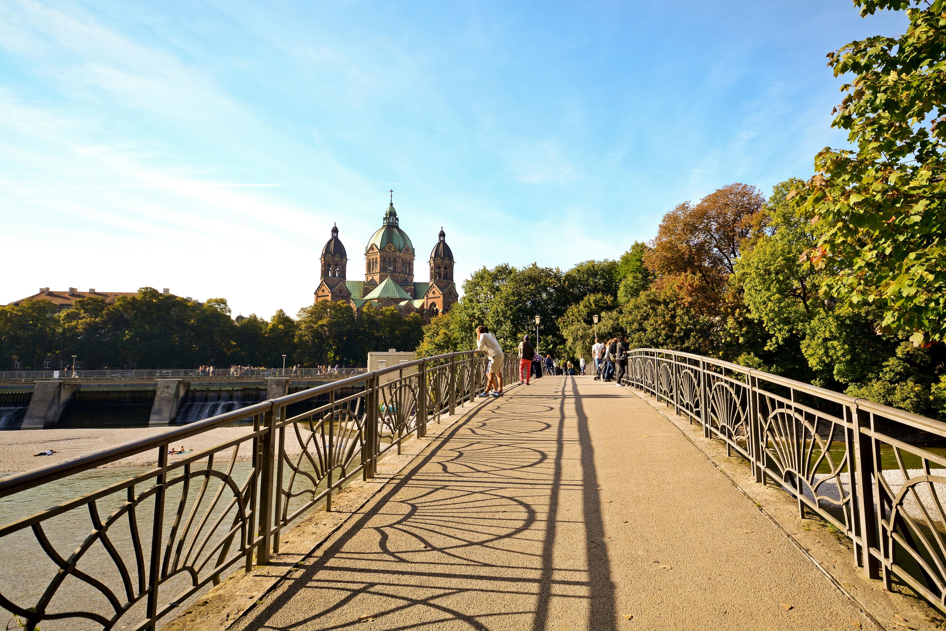 Bogenhausen, München, Bayern, Deutschland