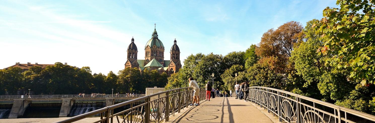 慕尼黑, 德國