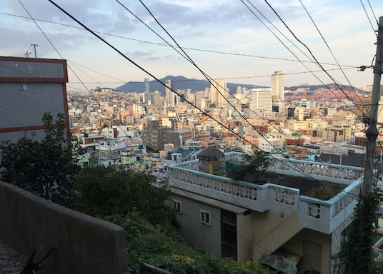 東區, 韓國