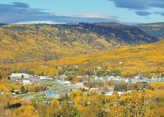 Chetwynd, Britská Kolumbie, Kanada