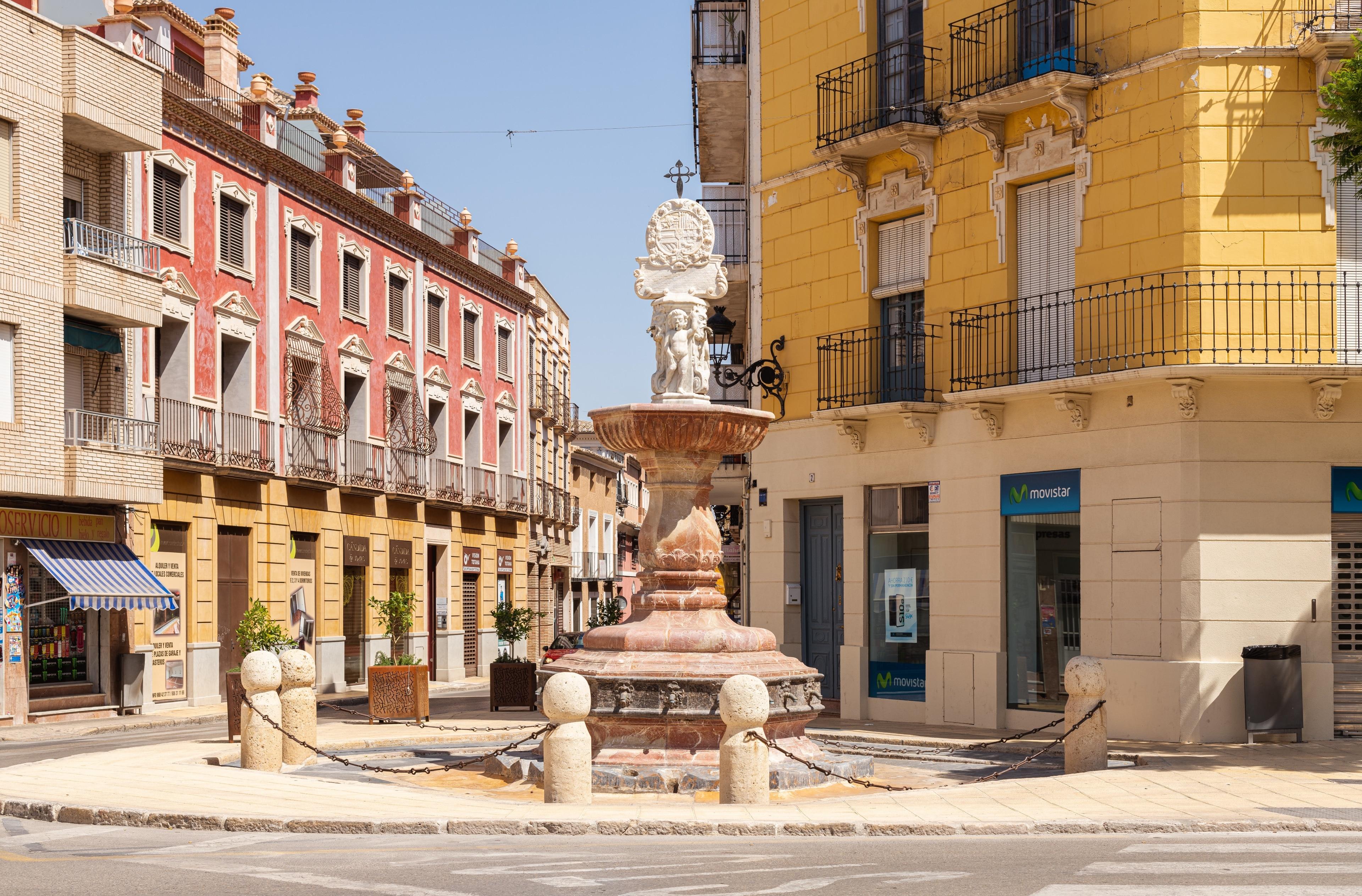 Bajo Guadalentín, Murcia, Spain