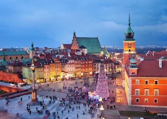 Varssavi, Poola
