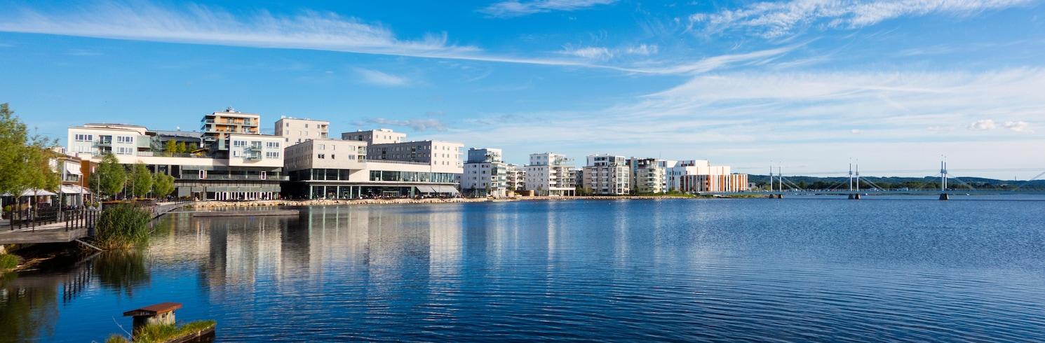 Vanern - Vattern (area), Sweden