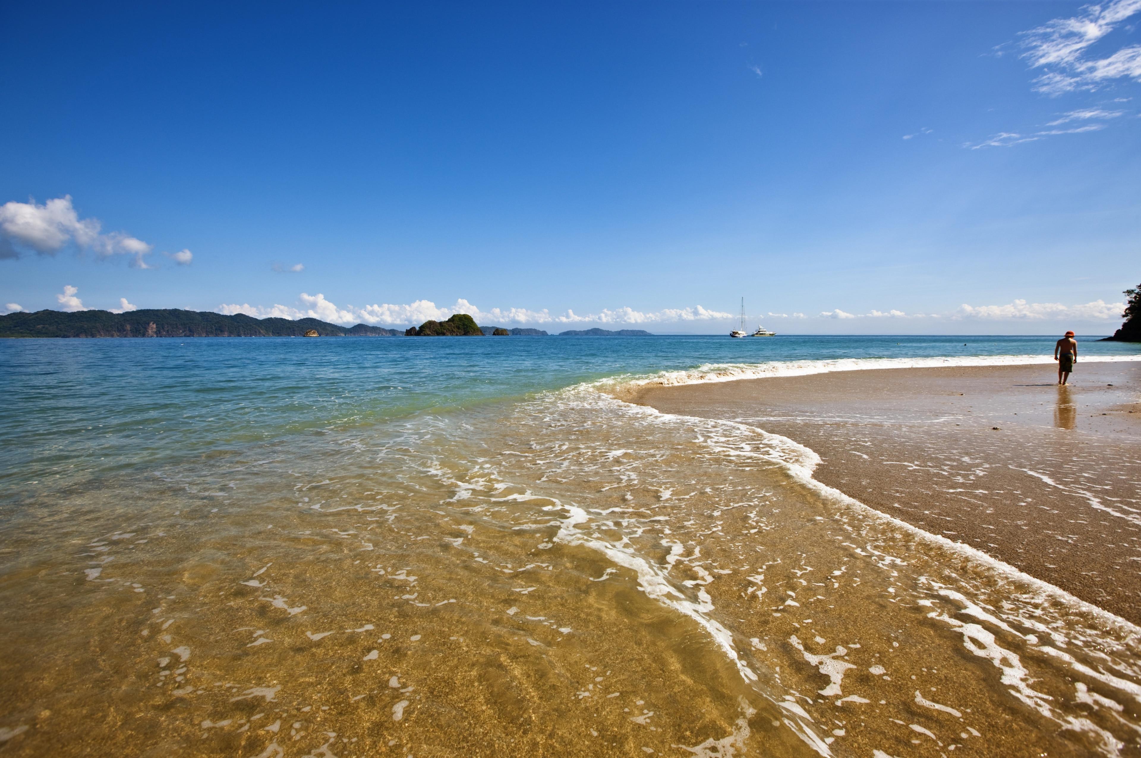 Tortuga Island, Puntarenas Province, Costa Rica