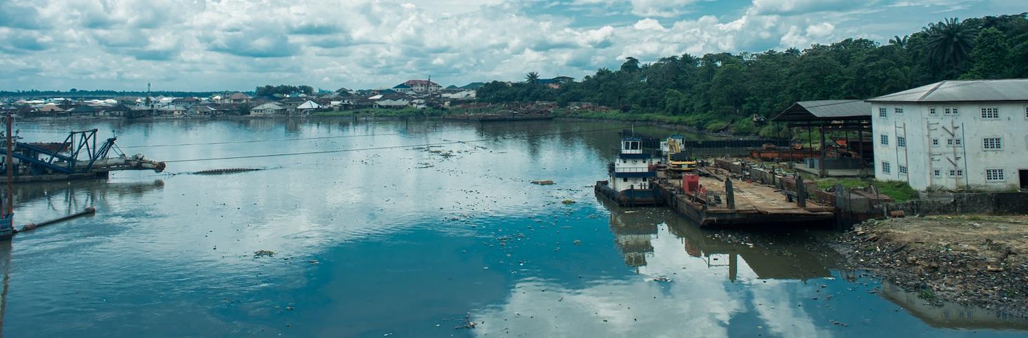 Port Harcourt, Nigerija