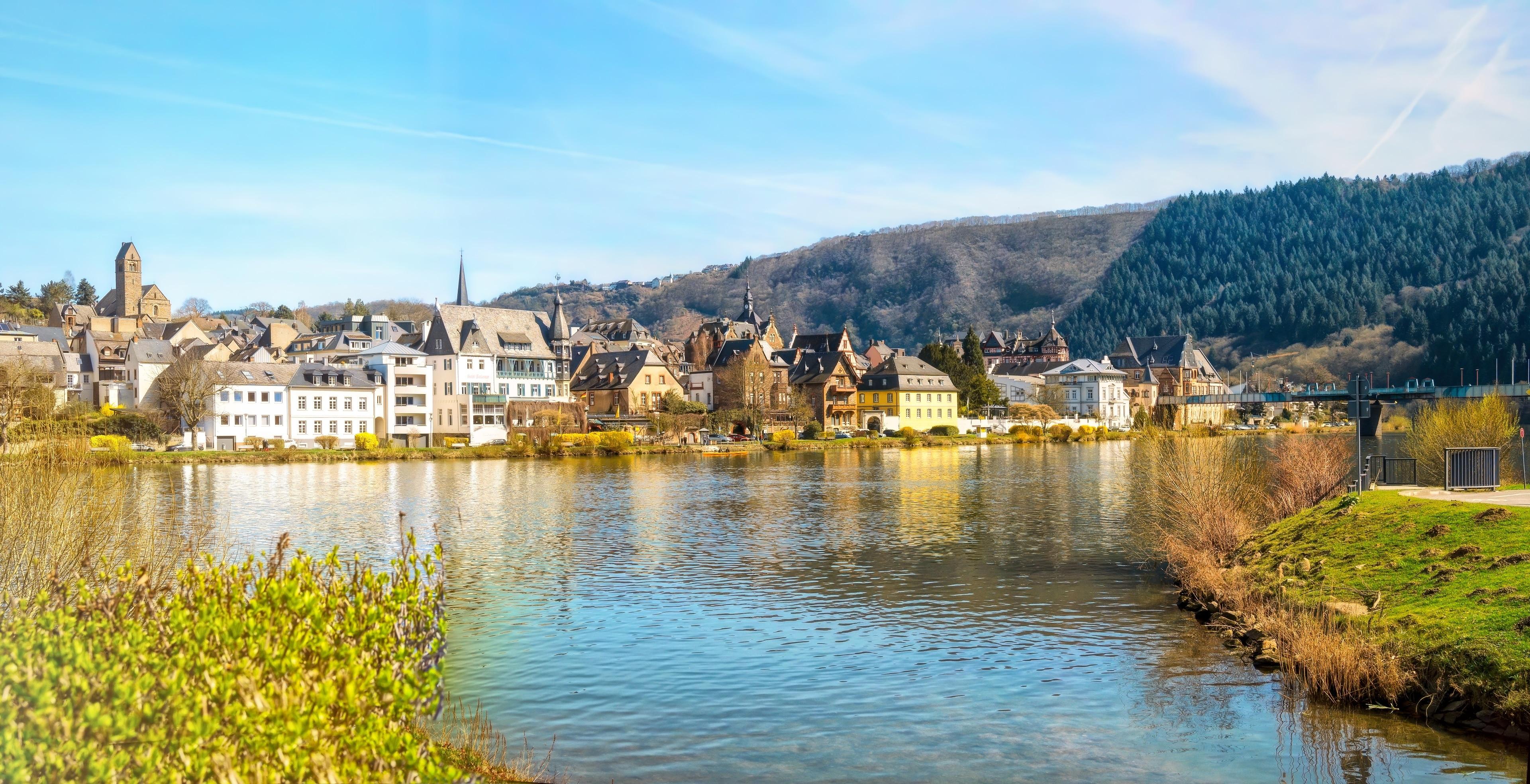 Traben-Trarbach, Rheinland-Pfalz, Deutschland