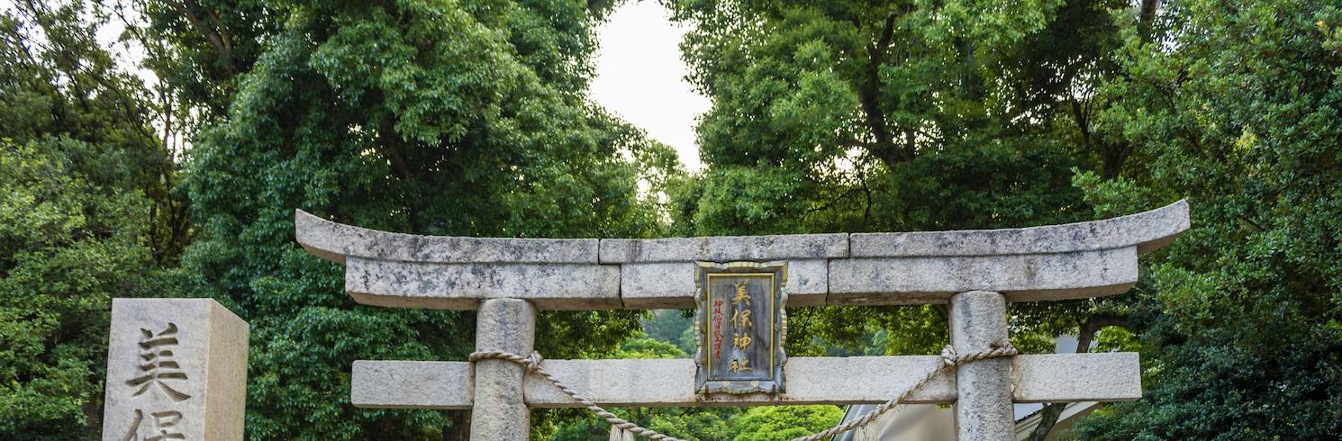Matsue, Japán