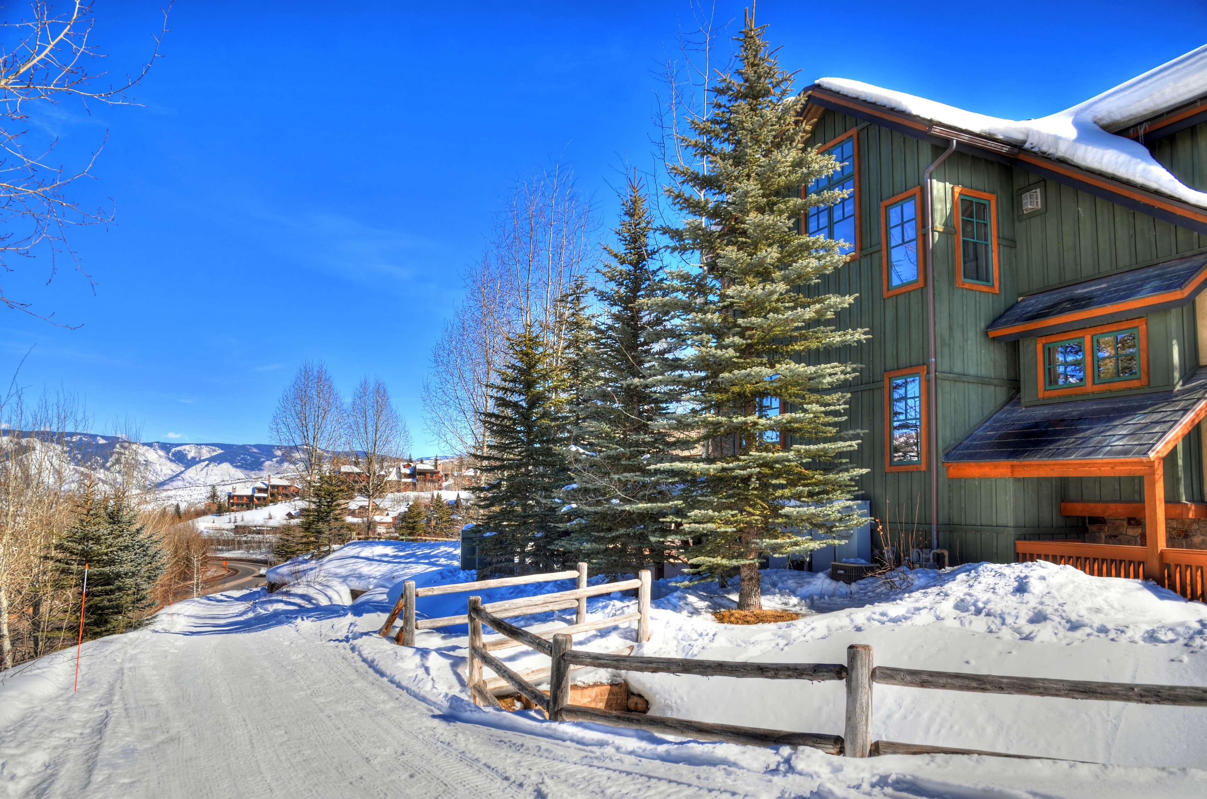 Snowmass Mountain Condominiums, Snowmass Village, Colorado, United States of America