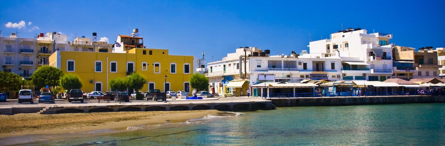 伊拉皮塔, 希臘