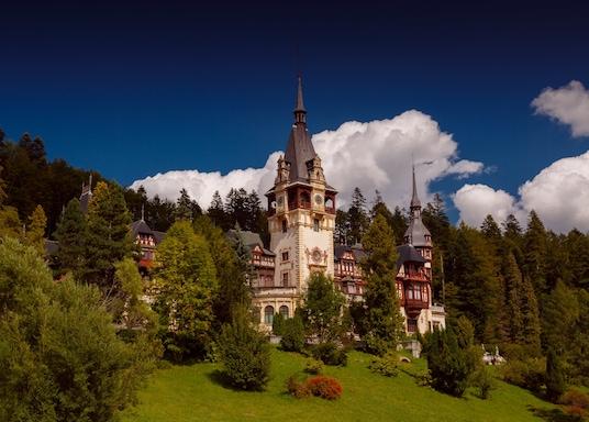 Sinaia, Roemenië