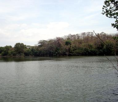 Charco Verde Lake