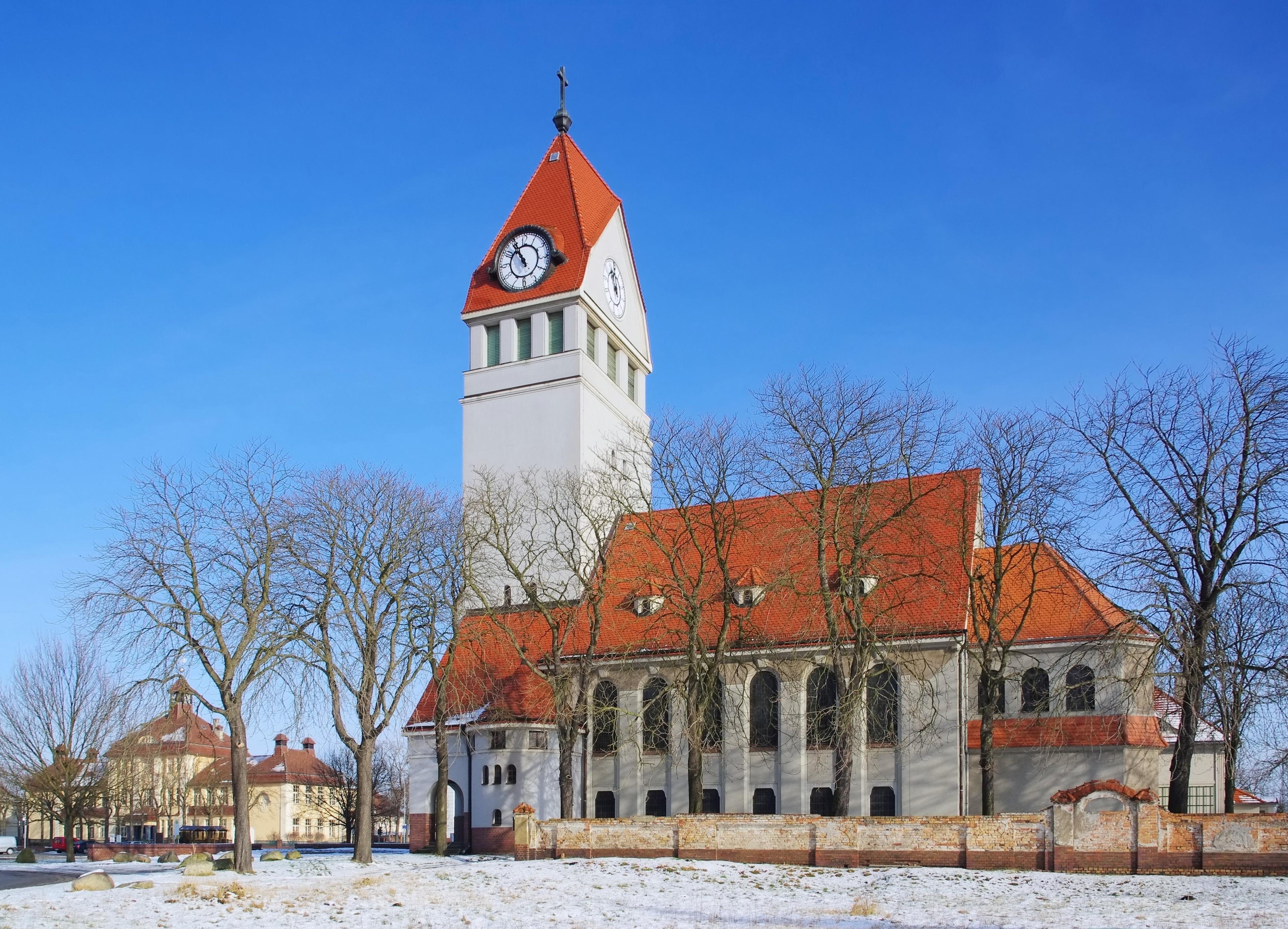 Oberspreewald-Lausitz District, Brandenburg Region, Germany