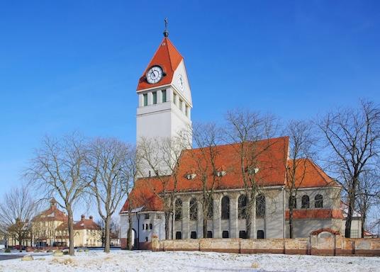 森夫滕贝格, 德国