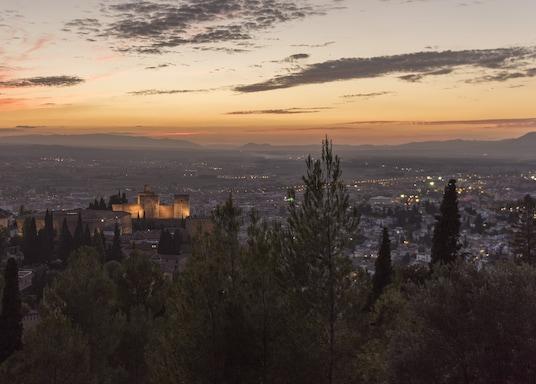 Granada, Spanien