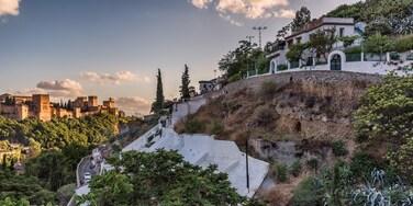 Sacromonte, Granada, Andalusia, Spain