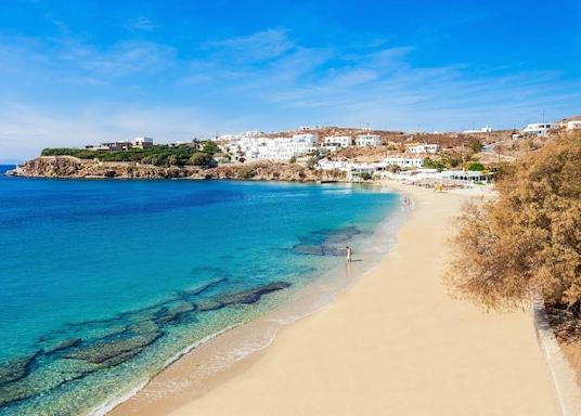 Agios Stefanos, Grecia
