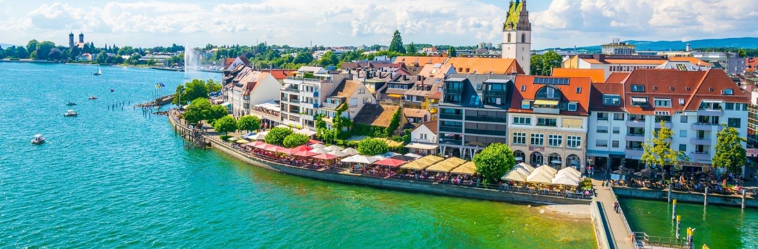 Friedrichshafen, Jerman