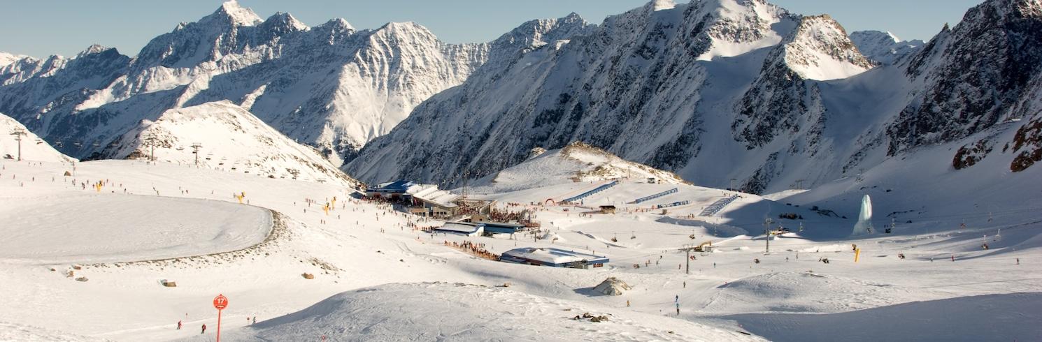 Ötztaler Alpen, Österreich