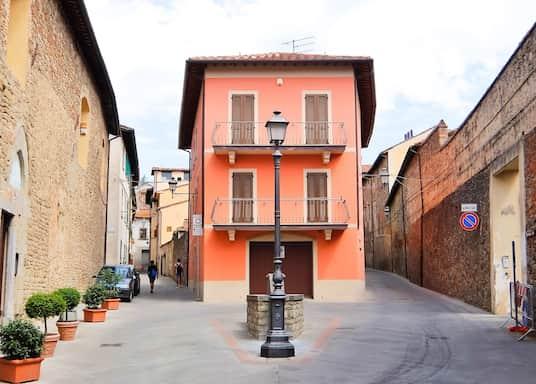 Sansepolcro, Italy