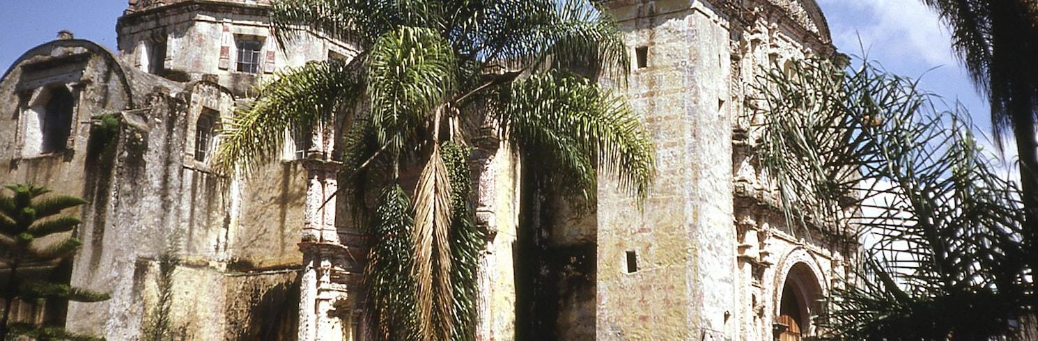 庫埃納瓦卡, 墨西哥