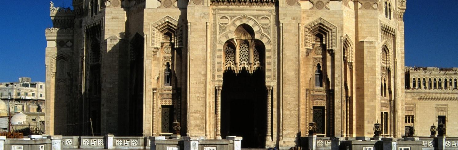 알렉산드리아, 이집트