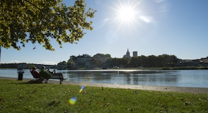 Avignon — centrum miasta