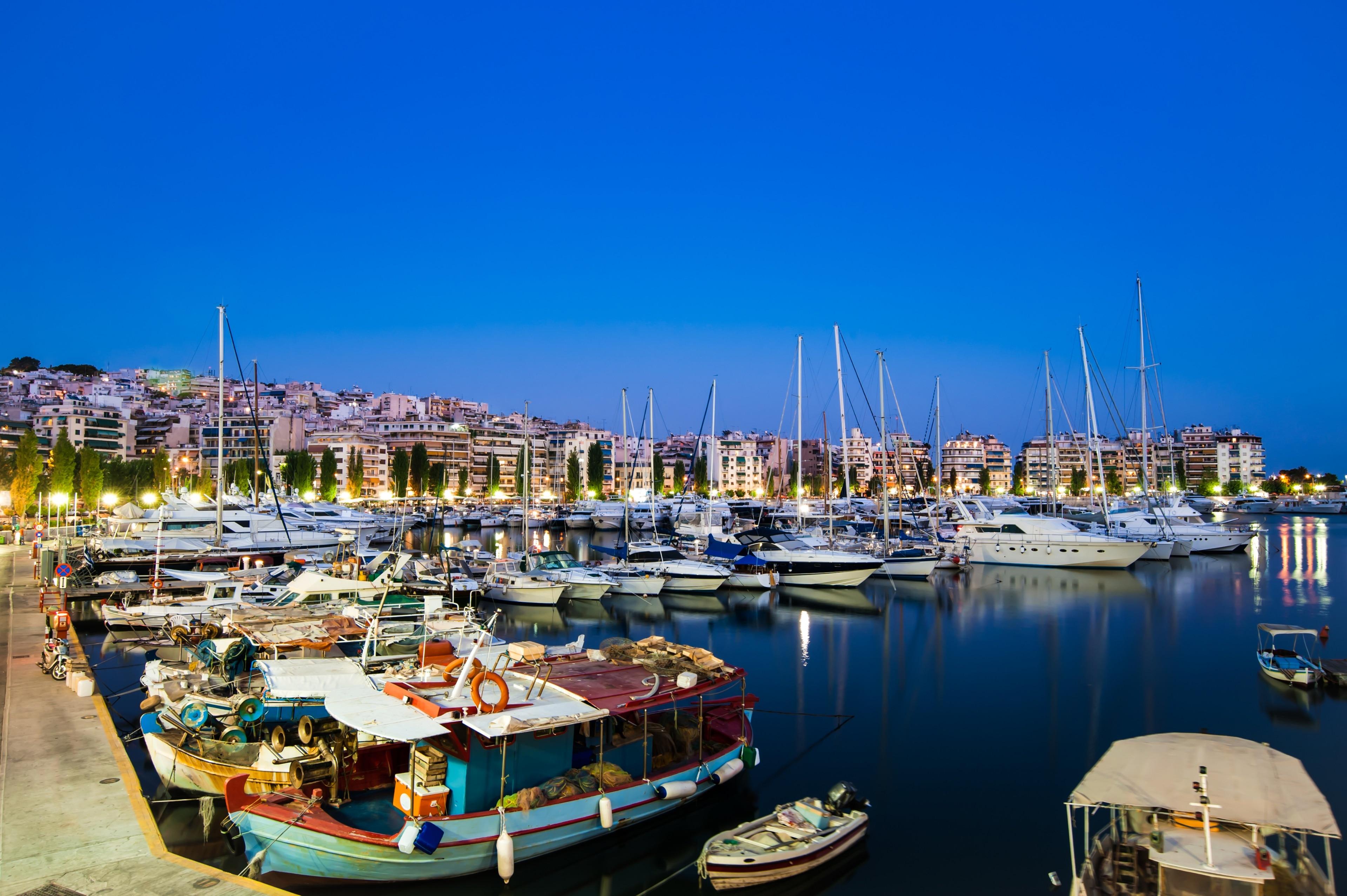 Piraeus, Piraeus, Attica, Greece