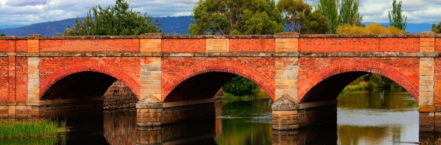 Campbell miestas, Tasmanija, Australija