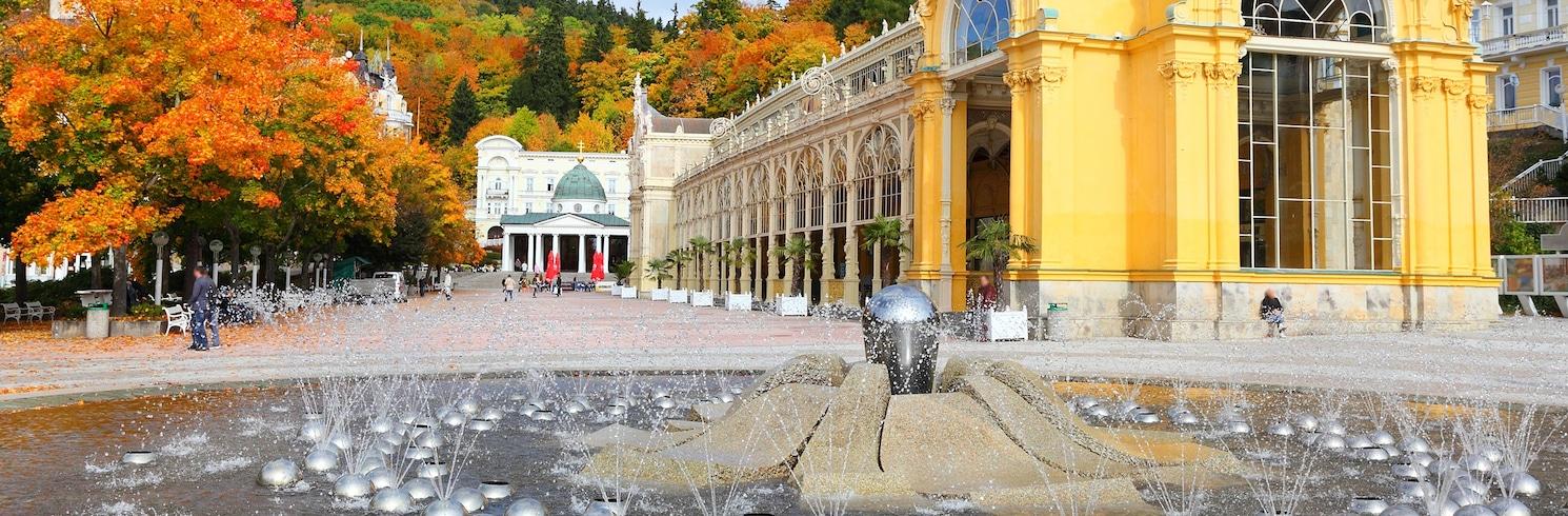 מריאנסקה לזנה, צ'כיה