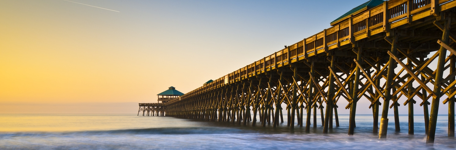 Folly Beach, Carolina do Sul, Estados Unidos