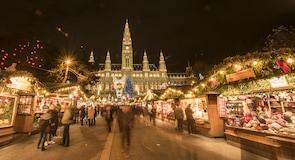 Vídeňské vánoční trhy