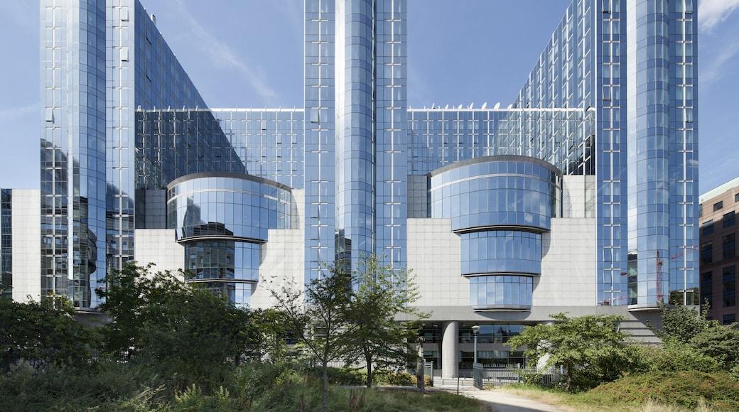 Parlamentsgebäude der Europäischen Union