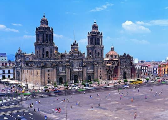 墨西哥城, 墨西哥