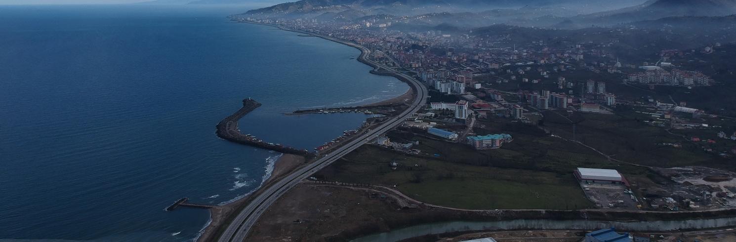 גירסון (מחוז), טורקיה