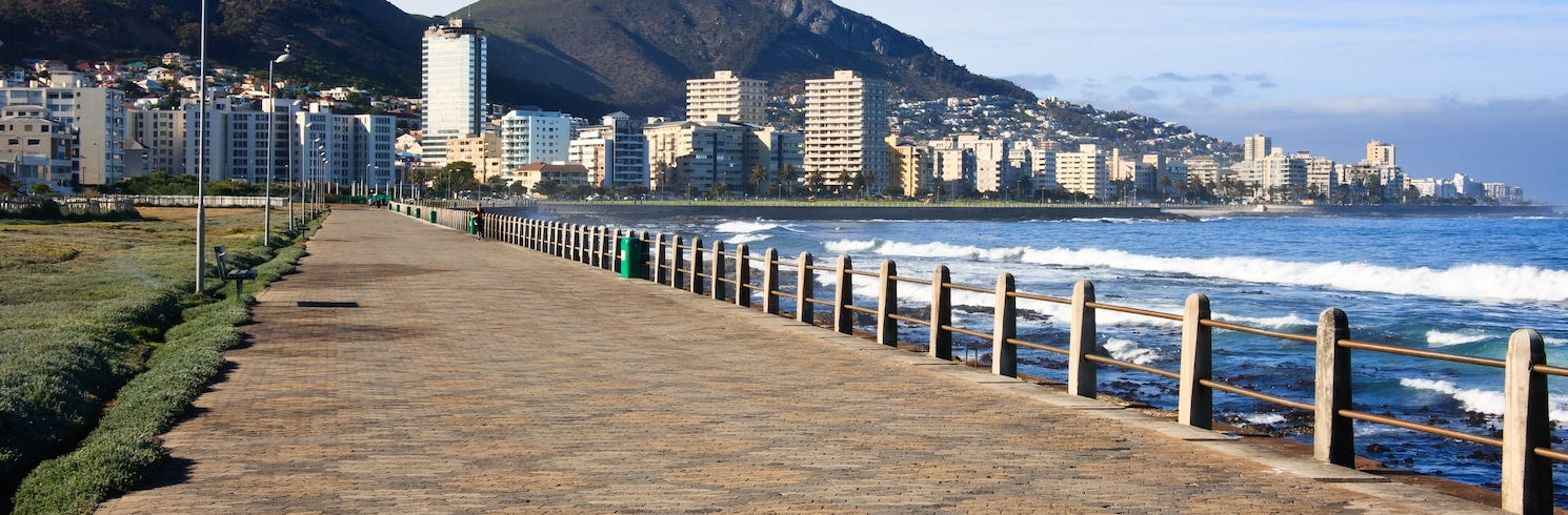 Sea Point Promenade, Zuid-Afrika