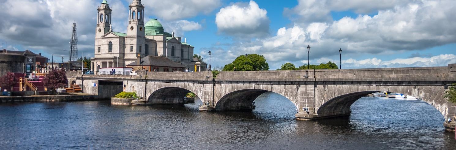 夏農, 愛爾蘭