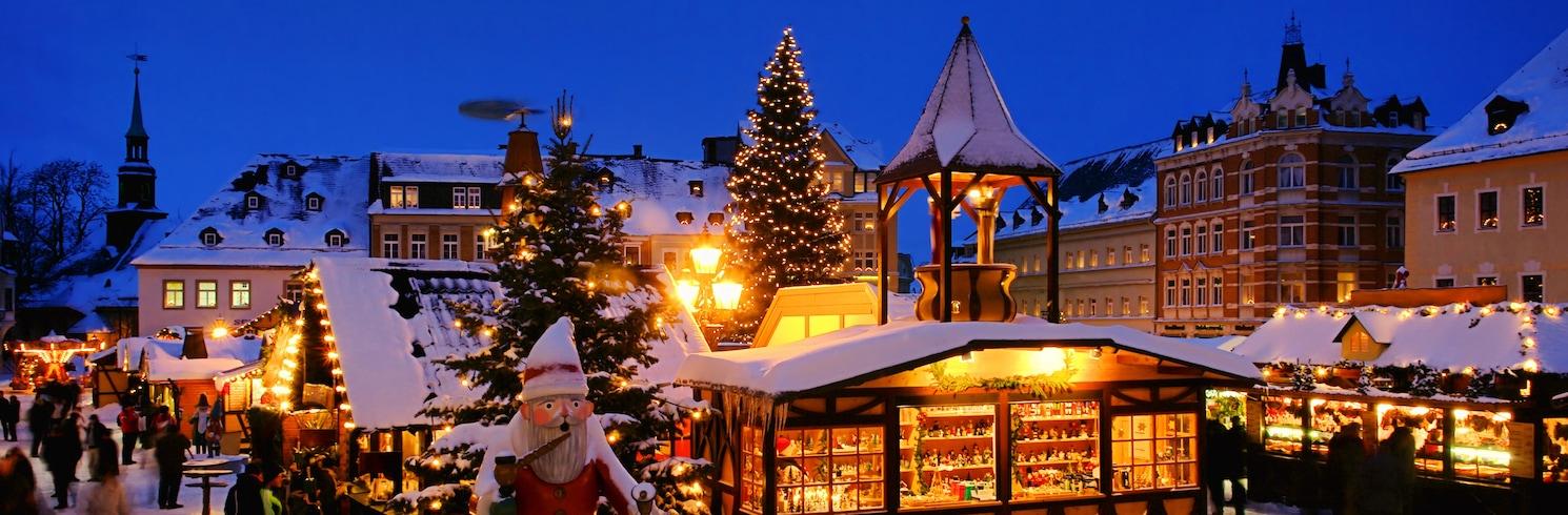 Annaberg-Buchholz, Tyskland