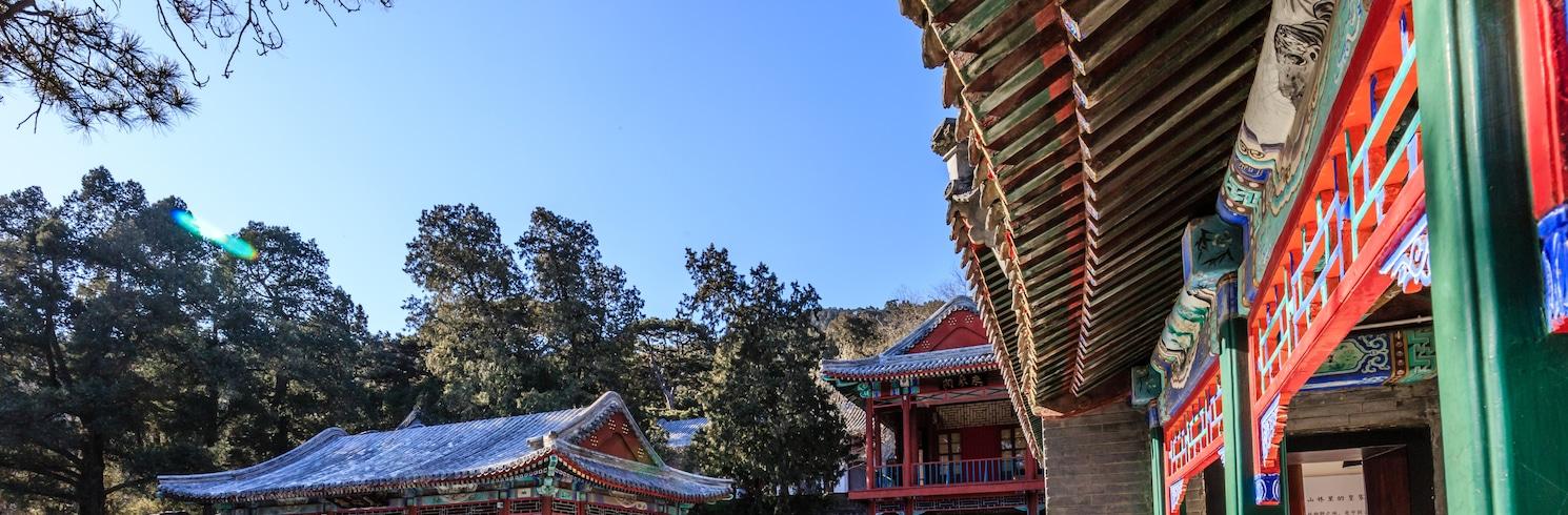 Huaibei, Chiny